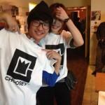 new Choosey fans