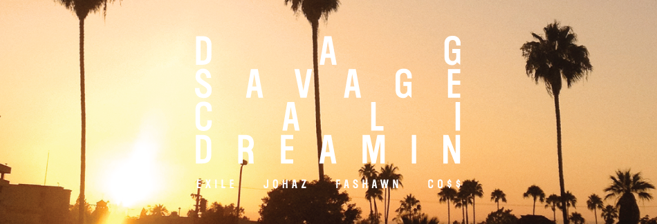 Cali Dreamin - Dag Savage